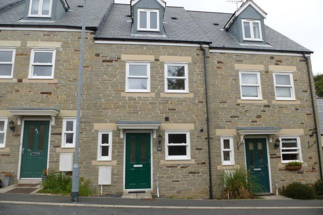 Thumbnail Terraced house to rent in Dartmoor View, Pillmere, Saltash, Cornwall