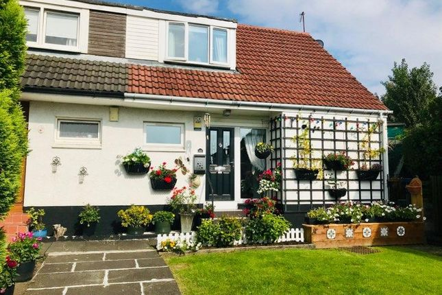Thumbnail 2 bed semi-detached house for sale in Graham Terrace, Bishopbriggs
