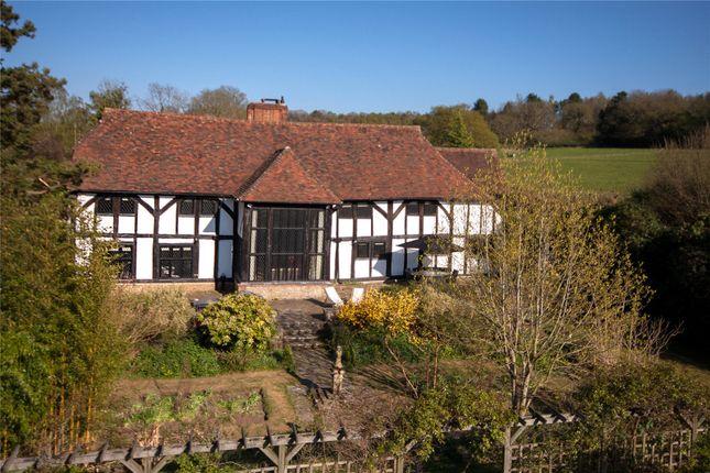 Thumbnail Barn conversion for sale in Old Barn Lane, Churt, Farnham, Surrey