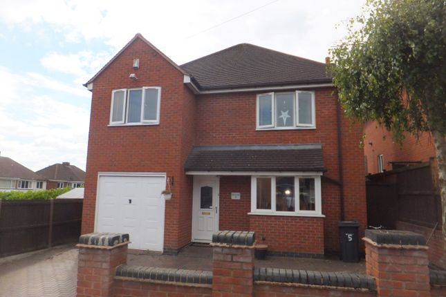 Thumbnail Detached house to rent in White Farm Road, Four Oaks, Sutton Coldfield