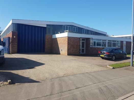 Thumbnail Light industrial to let in Midland Trading Estate, Consul Road, Rugby