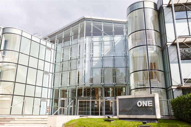 Thumbnail Office to let in Leeds City Office Park, Leeds, West Yorkshire
