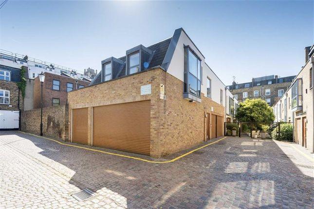 Thumbnail Flat to rent in Dunworth Mews, London