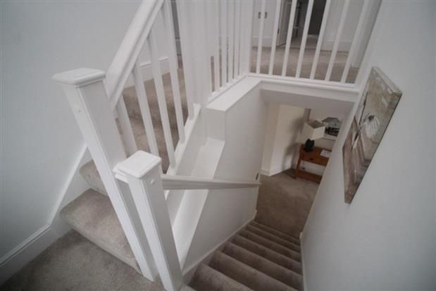 Stairs of Elkstone Avenue, Barrow-In-Furness LA14