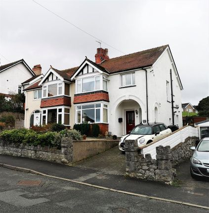Thumbnail Semi-detached house for sale in Colwyn Crescent, Rhos On Sea