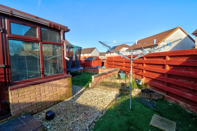 Rear Garden of Leyshade Court, Dundee DD4
