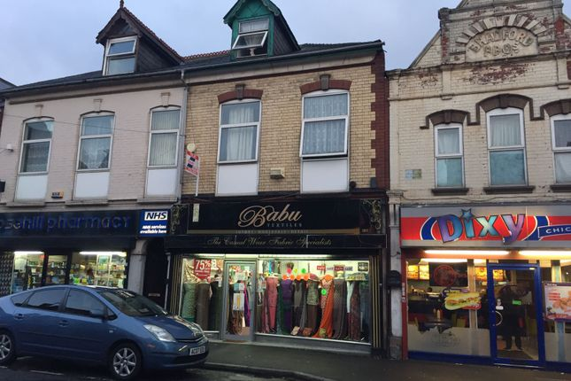 Retail premises to let in Normanton Road, Derby