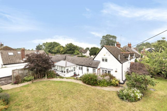 Thumbnail Detached house for sale in Church Road, Wanborough, Wiltshire