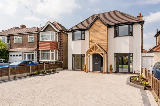 Thumbnail Detached house for sale in Monyhull Hall Road, Kings Norton, Birmingham