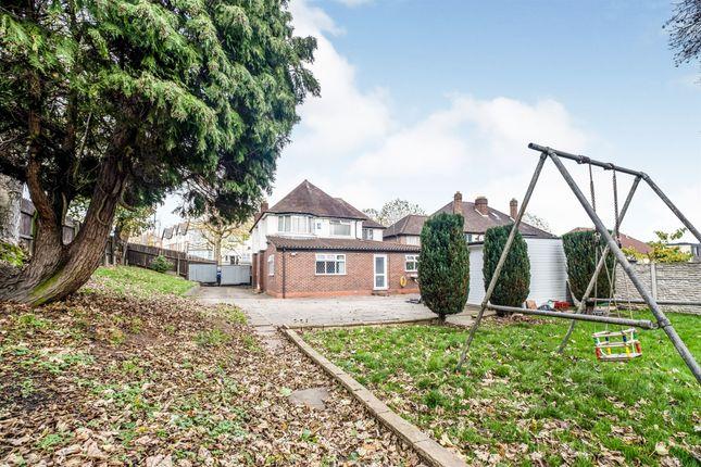 Thumbnail Detached house for sale in Regent Road, Handsworth, Birmingham