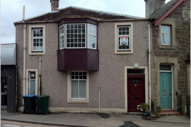 Thumbnail Flat to rent in Comrie Road, Crieff