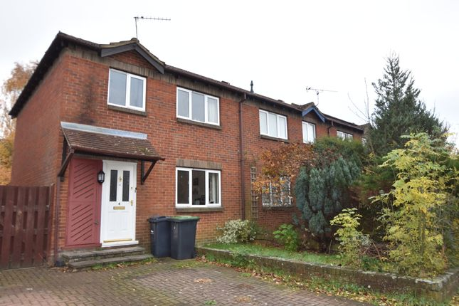 Thumbnail End terrace house to rent in Forest End, Waterlooville