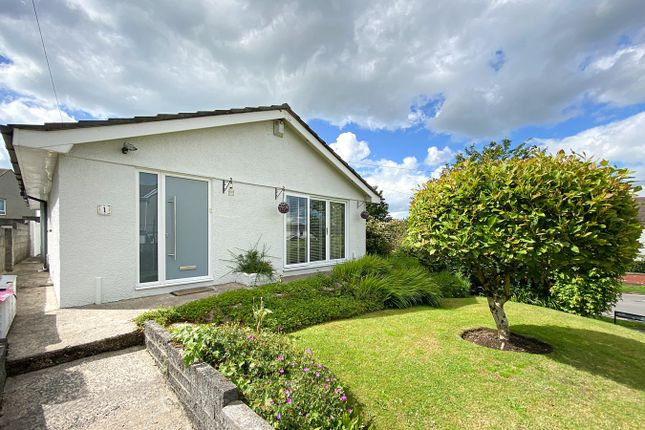 Thumbnail Detached bungalow for sale in Heol Pentre Felen, Llangyfelach, Swansea