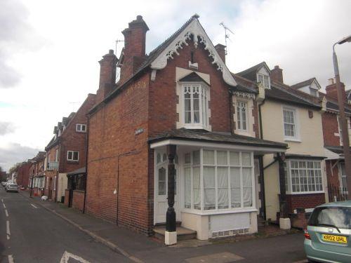 Thumbnail Flat to rent in Farley Street, Leamington Spa