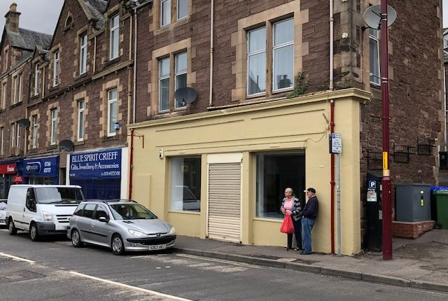 Thumbnail Office to let in Scrimgeour's Corner, West High Street, Crieff