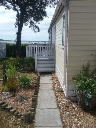 Thumbnail Mobile/park home for sale in Sandhills Holiday Village, Mudeford, Christchurch