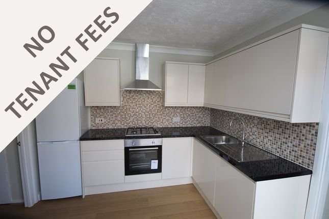 Thumbnail Flat to rent in Brookdale Road, London