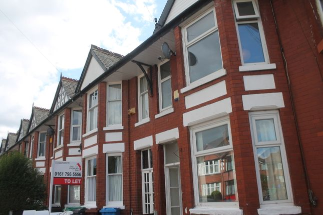 Thumbnail Terraced house to rent in Beech Grove, Manchester