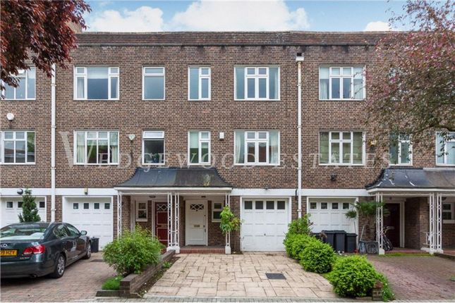 Thumbnail Terraced house to rent in St Mary Abbots Terrace, Kensington, London
