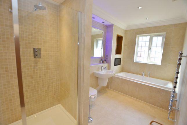 Bathroom of Park Lane, Sandbach CW11
