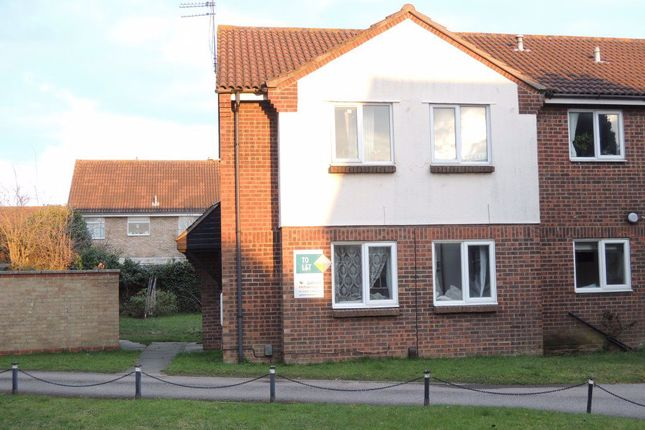 Studio to rent in Meadow Grass Close, Stanway, Colchester CO3