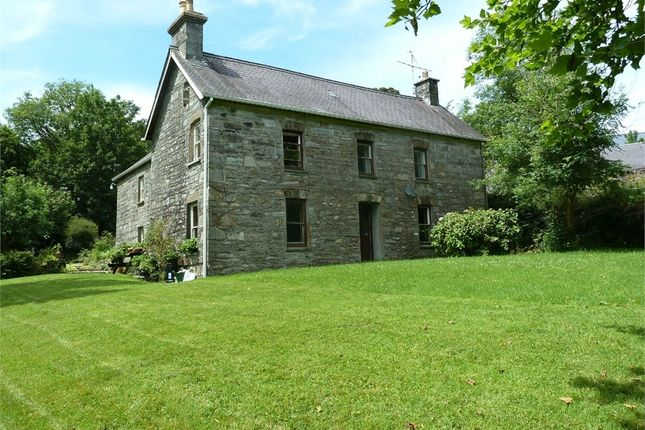 Thumbnail Detached house for sale in Pontygafel Farm House, Glandwr, Whitland, Pembrokeshire