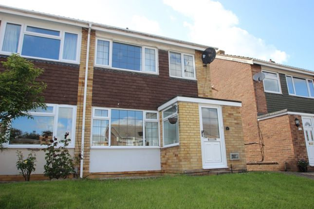 Thumbnail Semi-detached house to rent in Bridges Close, Abingdon