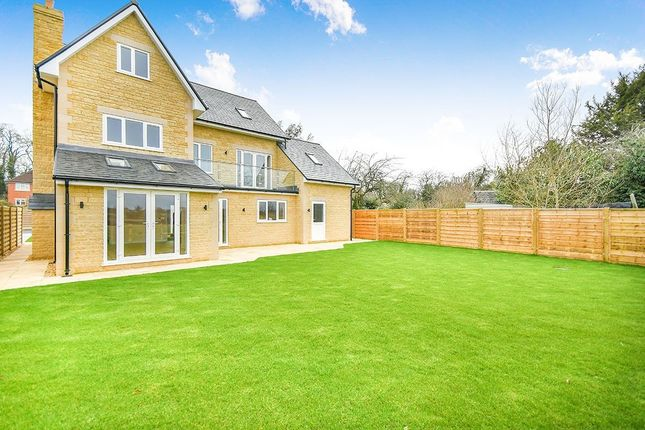 Thumbnail Detached house for sale in Quemerford Gardens Quemerford, Calne