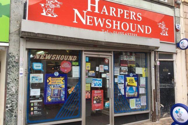 Thumbnail Retail premises for sale in The Borough, Hinckley
