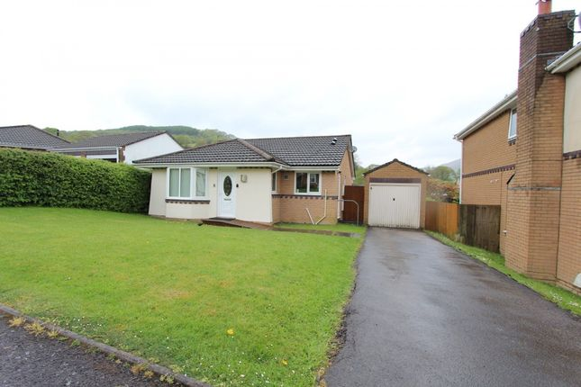 Thumbnail Detached bungalow for sale in Dinam Park, Ton Pentre -, Pentre