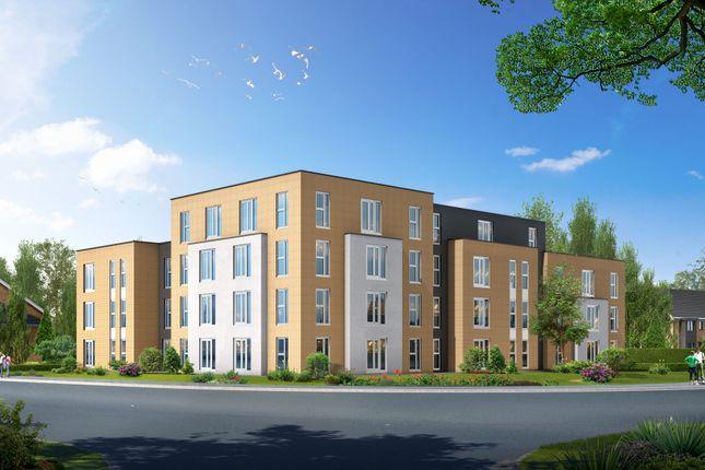 Apartment Block of Woolhampton Drive, Basingstoke RG24