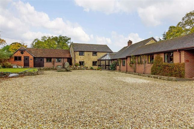 Thumbnail Detached house for sale in Upton Bishop, Ross On Wye, Herefordshire