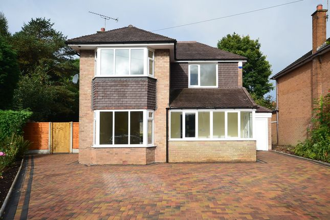 Thumbnail Detached house for sale in Field Close, Blythe Bridge, Stoke-On-Trent