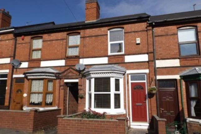 Thumbnail Terraced house to rent in Waverley Road, Darlaston, West-Midlands