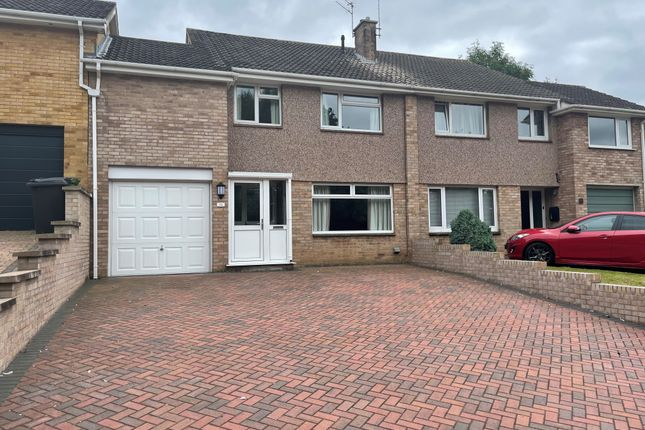 Thumbnail Terraced house to rent in Quarry Lane, Exeter