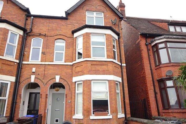 Thumbnail Flat for sale in 57, Albany Road, Chorlton, Manchester.