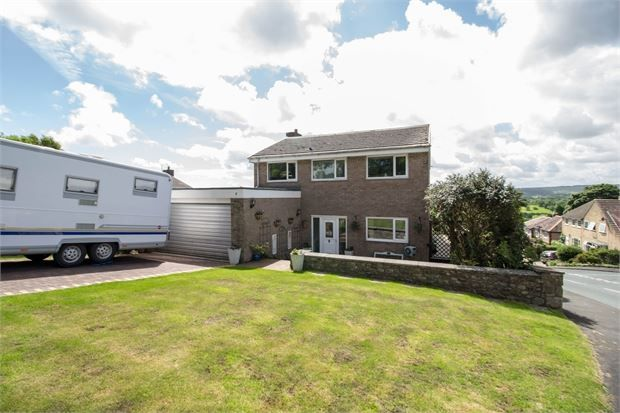 Thumbnail Detached house for sale in High Garth, Richmond, North Yorkshire.