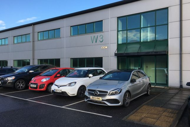 Industrial to let in W3, Capital Business Park, Cardiff