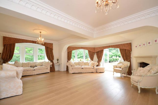 Thumbnail Detached house to rent in Aldershot Road, Pirbright