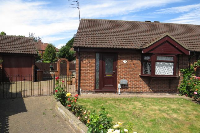 Thumbnail Semi-detached bungalow for sale in Lawsons Close, Hull