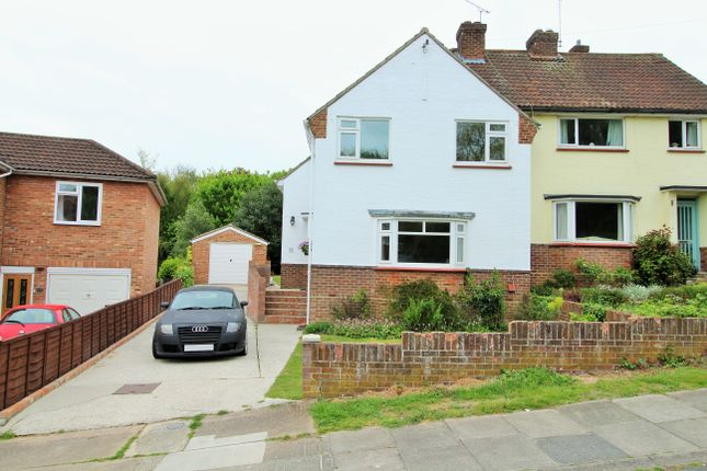 Thumbnail Semi-detached house to rent in Fitzwilliam Road, Colchester, Essex