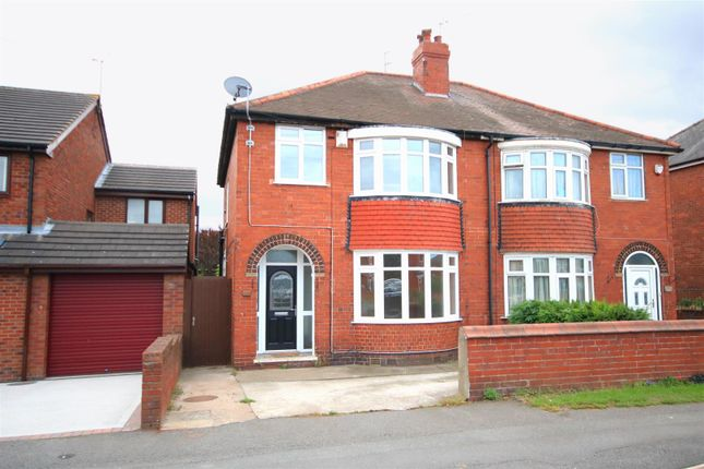 Thumbnail Semi-detached house for sale in Tenter Lane, Warmsworth, Doncaster