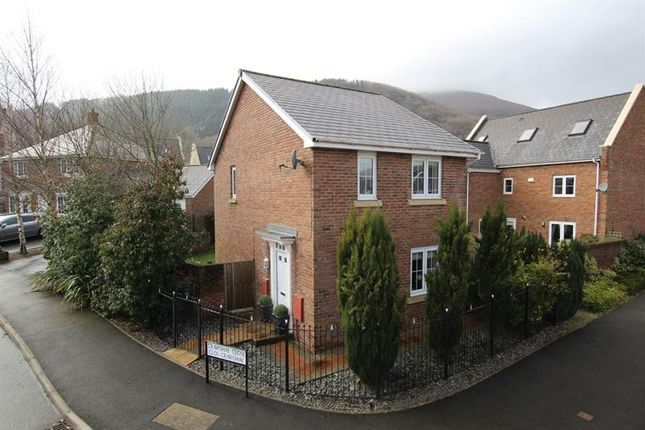 Thumbnail Detached house for sale in Crawshay Close, Llanfoist, Abergavenny