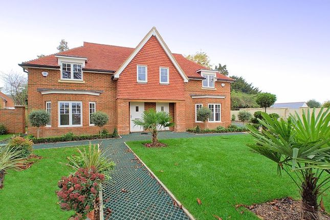 Thumbnail Semi-detached house for sale in Bakery Mews, Old Bakery Gardens, Whyke Lane, Chichester