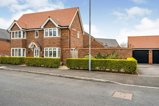 Thumbnail Detached house for sale in Clement Dalley Drive, Kidderminster