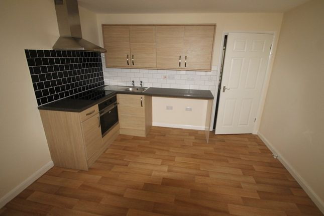 Thumbnail Flat to rent in Wellgate, Rotherham