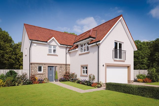 """Thumbnail Detached house for sale in """"Dewar"""" at Browncarrick Drive, Ayr"""
