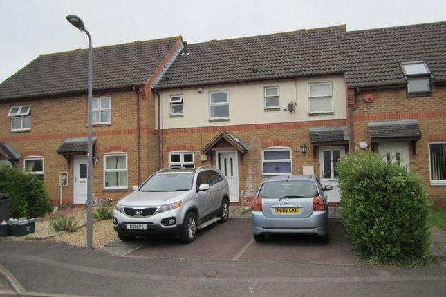 Thumbnail Terraced house to rent in Honeysuckle Close, Bradley Stoke, Bristol