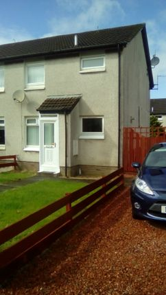 Thumbnail Semi-detached house for sale in Muirhead Drive, Motherwell
