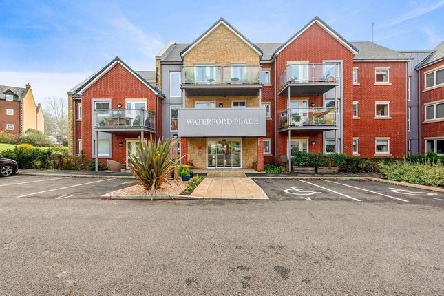Thumbnail Flat for sale in Waterford Place, Westmead Lane, Chippenham, Wiltshire